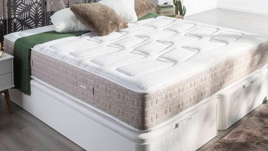Qué tipos de colchón existen y cuál es el más apropiado para ti