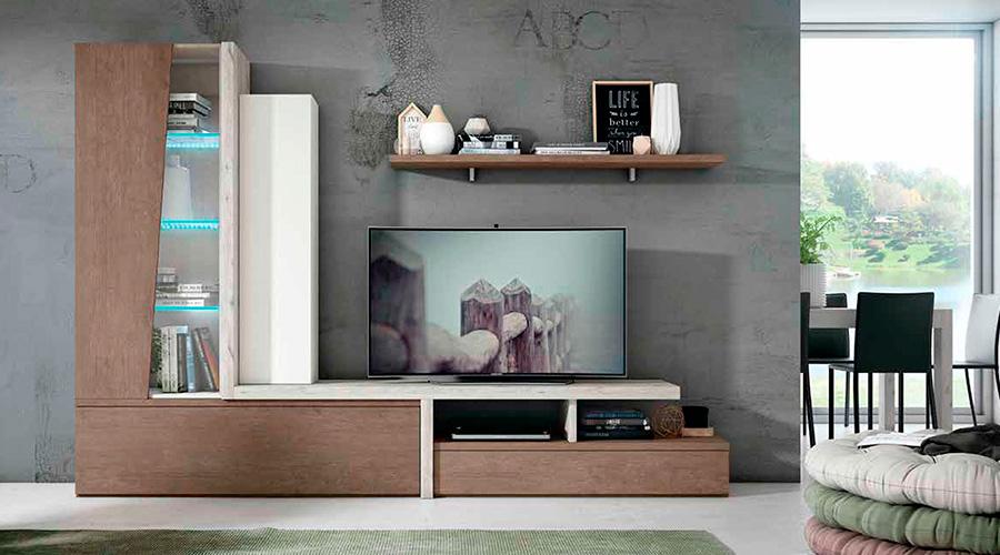 Muebles de salón: todos los estilos en Muebles Ytosa