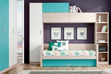 Las mejores ideas para habitaciones juveniles